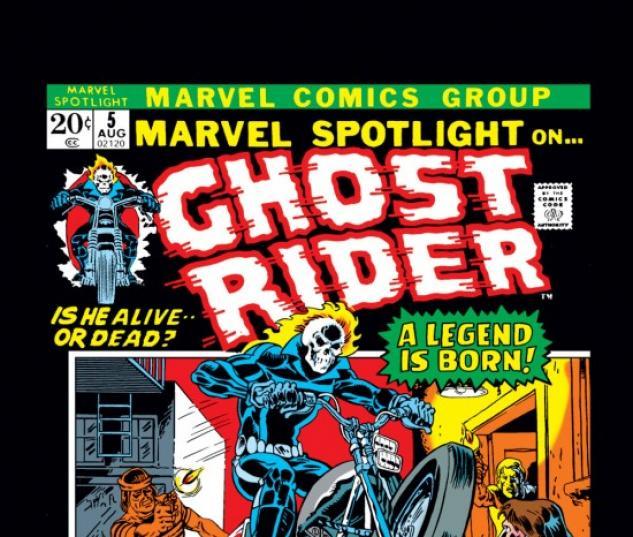 Marvel Spotlight #5