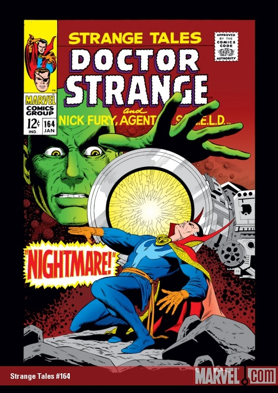 Strange Tales #164
