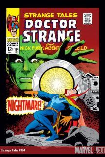 Strange Tales (1951) #164