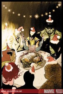 Marvel Holiday Special 2007 (2007) #1