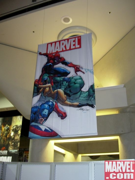 Marvel Comics Presents banner