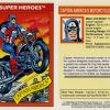 Captain America's Motorcycle, Card #31