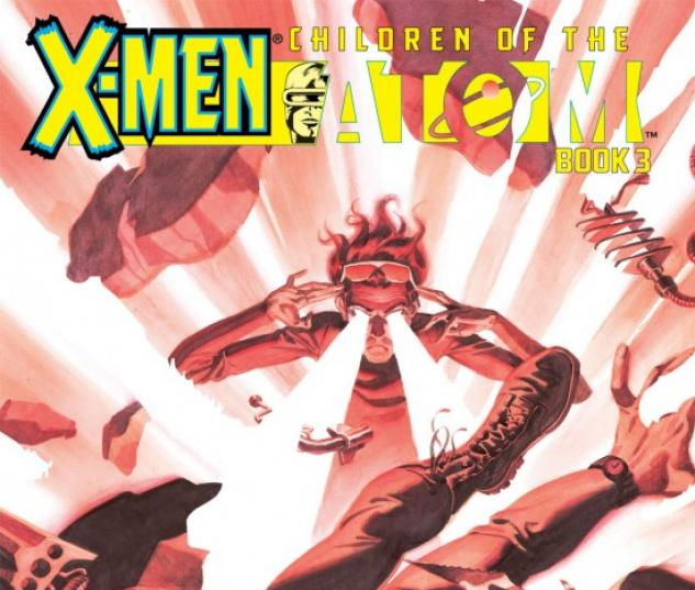 X-Men: Children of the Atom (1999) #3