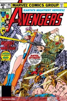Avengers (1963) #195