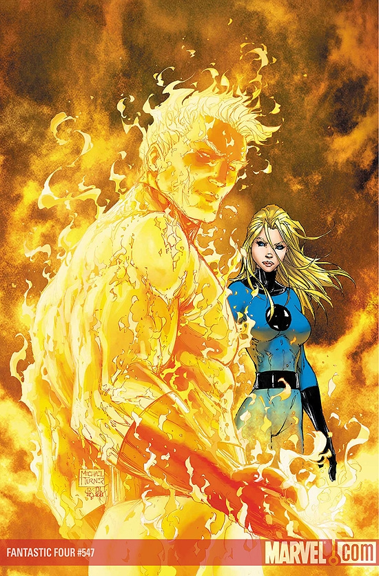 Fantastic Four (1998) #547