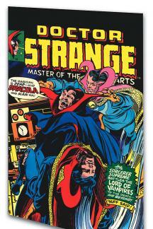 Doctor Strange Vs. Dracula: The Montesi Formula (Trade Paperback)