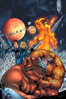 Marvel Adventures Fantastic Four #8