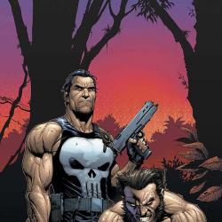 WOLVERINE/PUNISHER VOL. 1 COVER