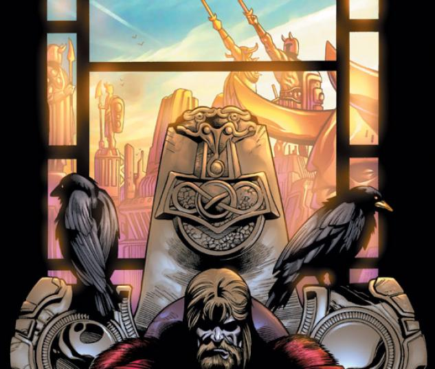THOR (2003) #71 COVER