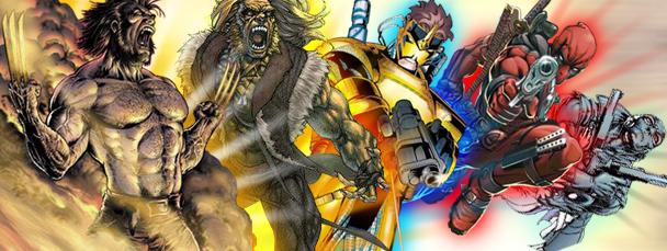 Resultado de imagen para weapon x team