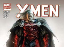 X-MEN #1 variant cover by Marko Djurdjevic