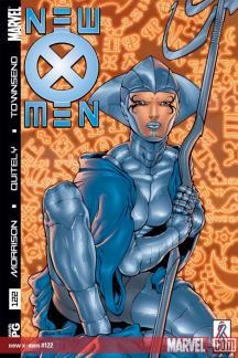 New X-Men (2001) #122