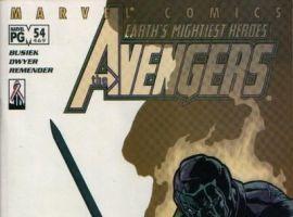 AVENGERS #54 (1998) cover by Kieron Dwyer