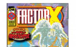 Factor X #1