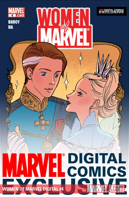 WOMEN OF MARVEL DIGITAL (2010) #4
