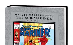 Marvel Masterworks: Sub-Mariner Vol. 4 HC