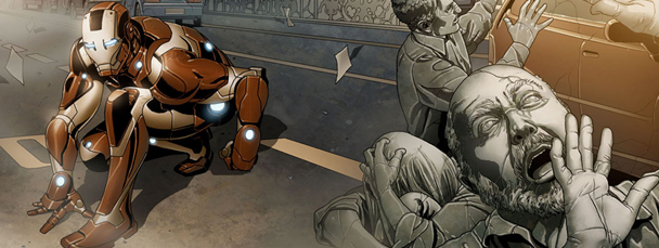 Sneak Peek: Invincible Iron Man #504