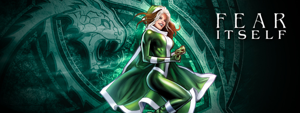 Fear Files: Rogue