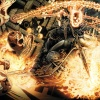 Ghost Rider (2011) #1 cover by Arturo Lozzi