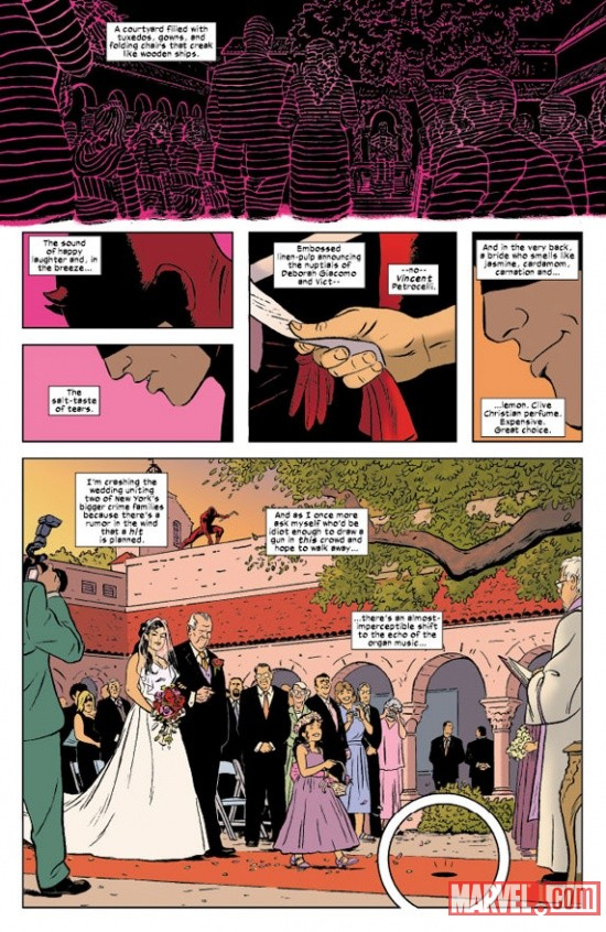 Daredevil (2011) #1 preview page