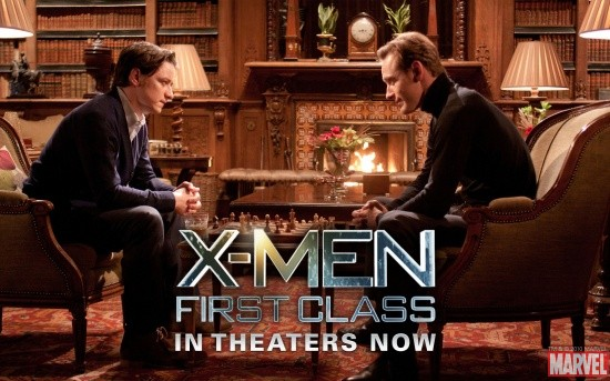 X-Men: First Class Wallpaper #3