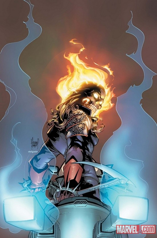 PREVIEW: Ghost Rider (2011) #3