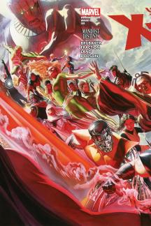 Uncanny X-Men (1963) #500 (ROSS WRAPAROUND)
