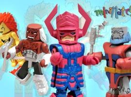 Diamond Select's Heralds of Galactus Minimates