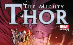 The Mighty Thor #6 Cover