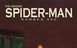 Amazing Spider-Man (1999) #590, Wolverine Art Variant