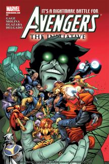 Avengers: The Initiative #30