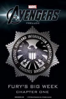 Marvel's The Avengers Prelude: Fury's Big Week #1