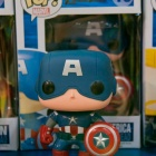 Funko Marvel Pop! Captain America