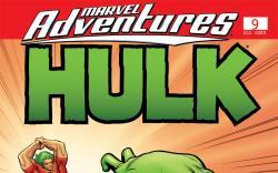 Marvel Adventures Hulk (2007) #9