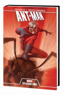 Ant-Man: Season One (Hardcover)