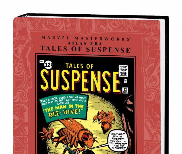 MARVEL MASTERWORKS: ATLAS ERA TALES OF SUSPENSE VOL. 4 HC