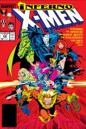 Uncanny X-Men #240 