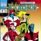 Excalibur (1988) #48 Cover