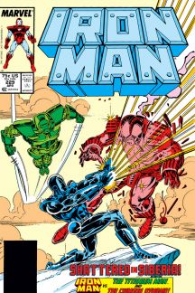 Iron Man #229