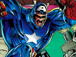 90s By The Numbers: Captain America #438