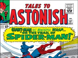 Tales to Astonish (1959) #57