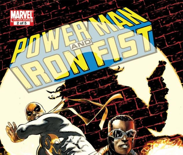 Power Man and Iron Fist (2010) #2