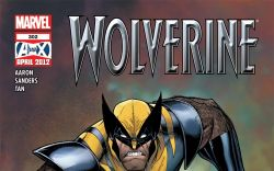 WOLVERINE (2010) #302 Cover
