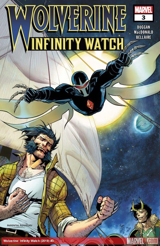 Wolverine: Infinity Watch (2019) #3