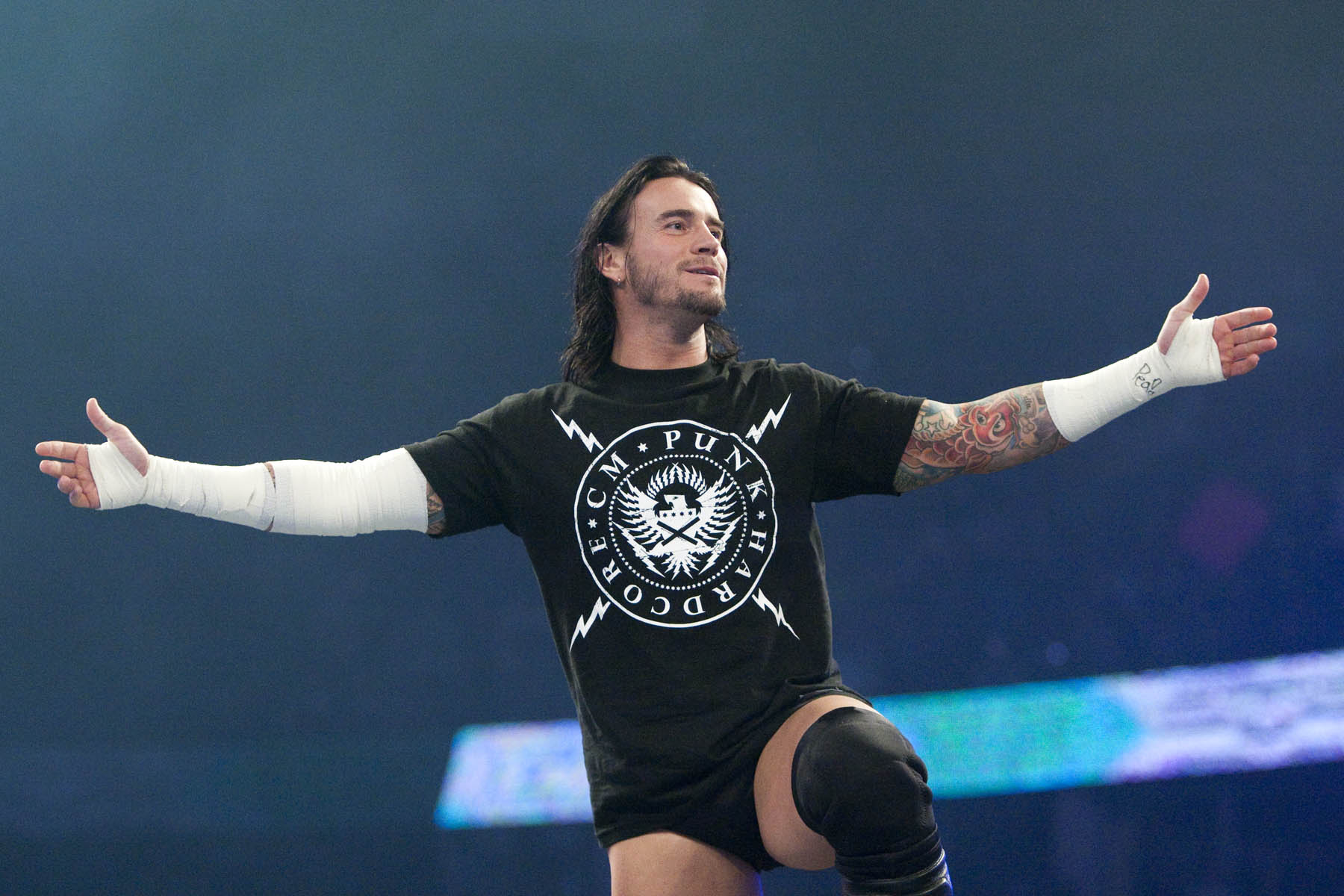 WWE Superstar CM Punk