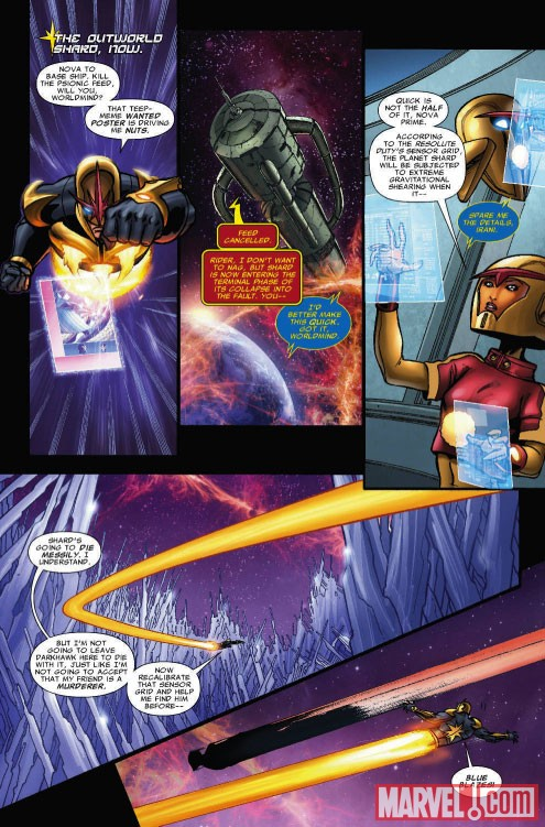 Nova (2007) #31