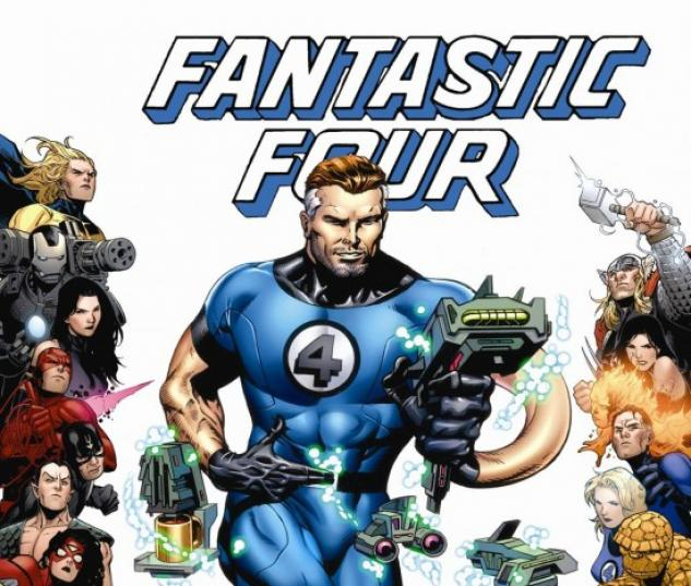 FANTASTIC FOUR #570 (70TH FRAME VARIANT)