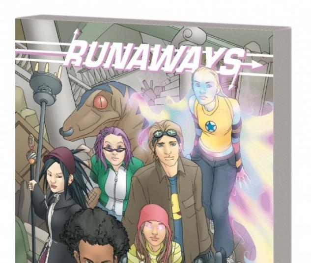 RUNAWAYS: PRIDE &amp; JOY