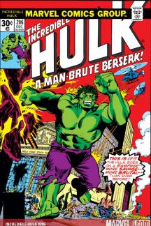 Incredible Hulk (1962) #206