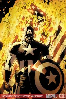 Captain America Theater of War: America First! (2008) #1